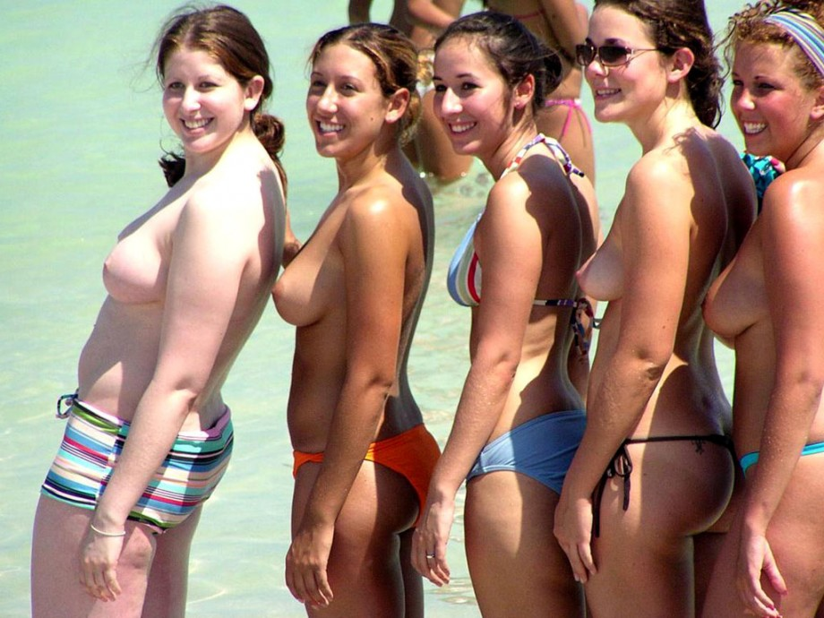 Beach Amateurs – Young Girls No.03
