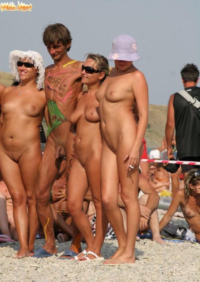Nude Beach 05