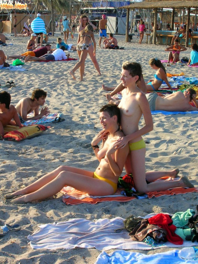 Nude Beach 06