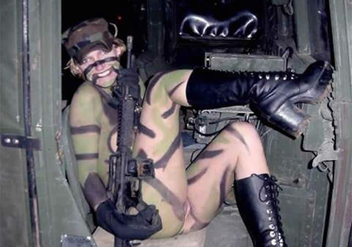 Apologise Sexy army girl in iraq from west virginia you uneasy