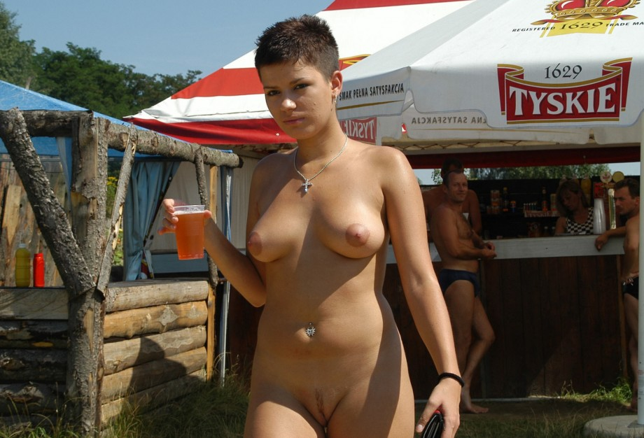 Young Nudists / FKK / Nudystki