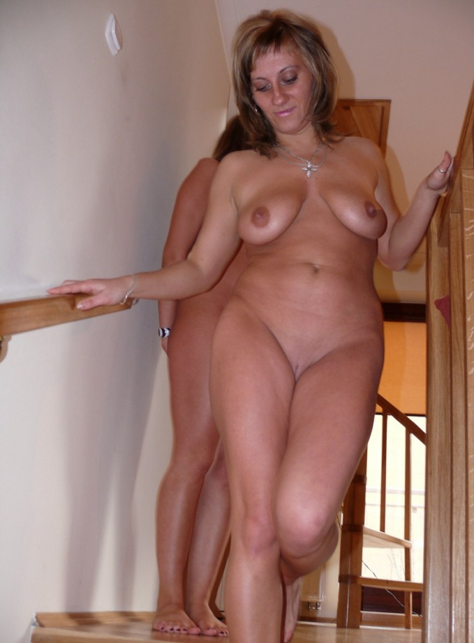 Picture galleries busty mature nudists this video