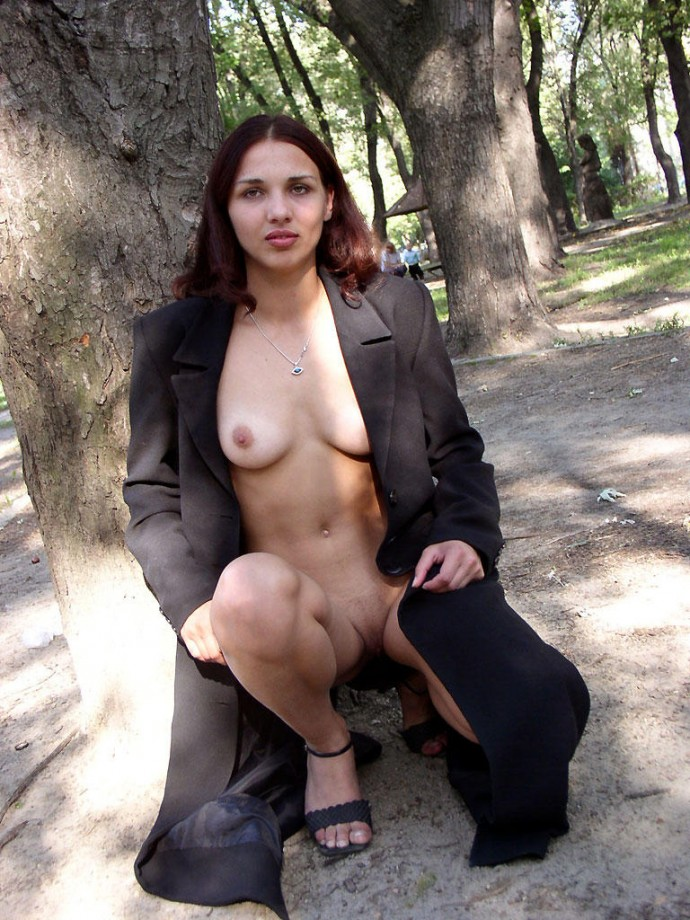 Nude In Public (set) 88  TOP