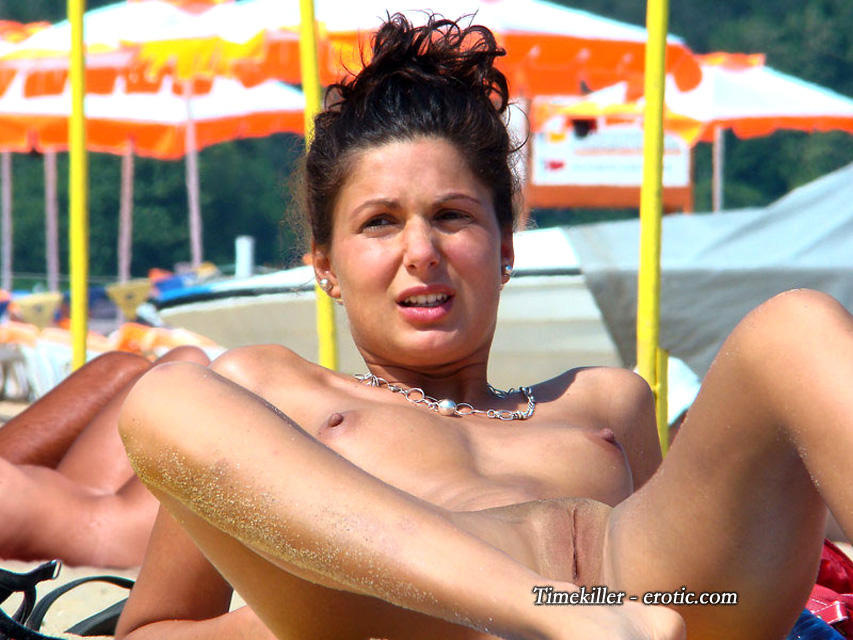 Young Nudist spy voyeur pussies No.01