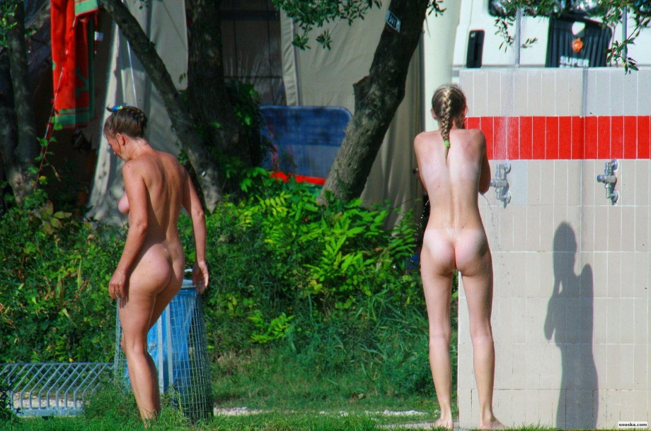 danish nudists Young