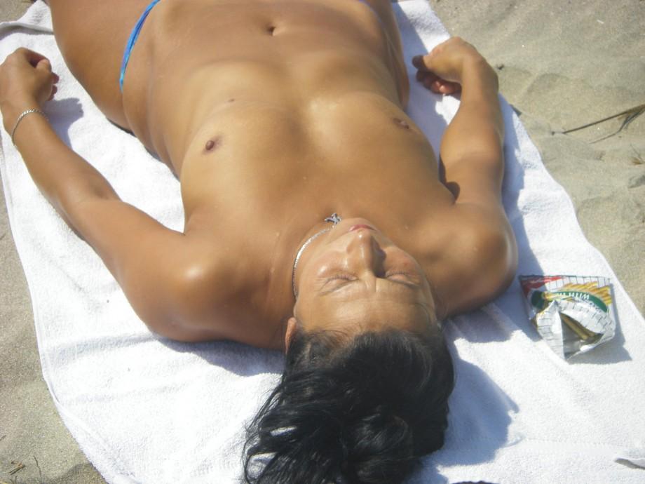 TEEN ON NUDIST BEACH SET Young Teen Girl FKK 5 TOP ...