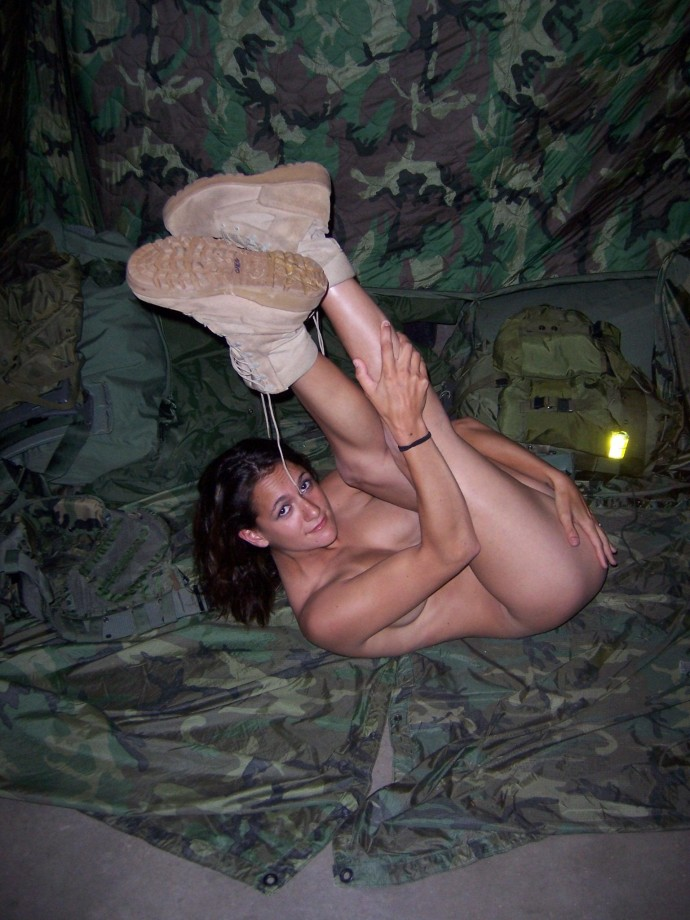 Sexy army girl in iraq from west virginia apologise, but