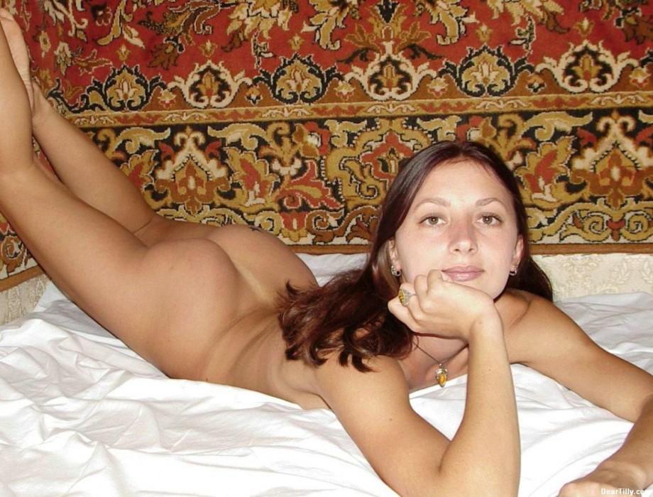 Tanya – A Cute Teen With Puffy Nipples  TOP