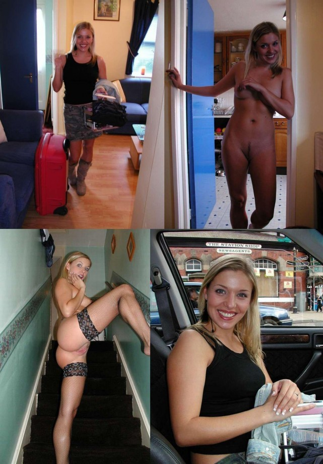 Dressed Undressed Amateur Wives | SexyManager Girls