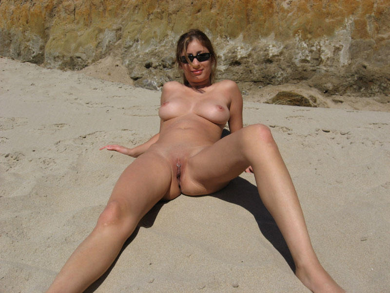 Opinion you Hot nude wife on beach consider, that