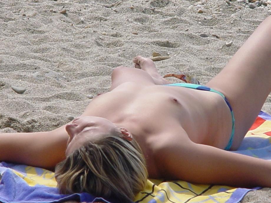 Right! like greece nude beach sex