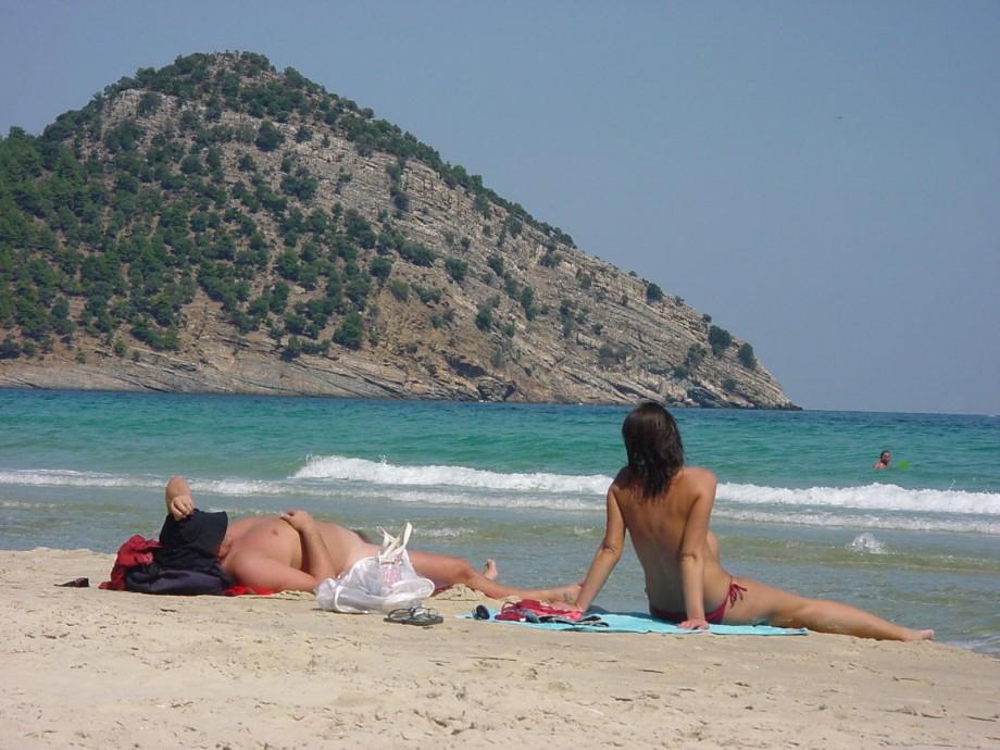 Greece nude beach sex opinion