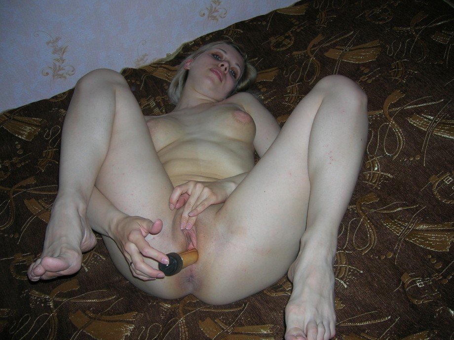 Russian girl Vika masturbed  TOP