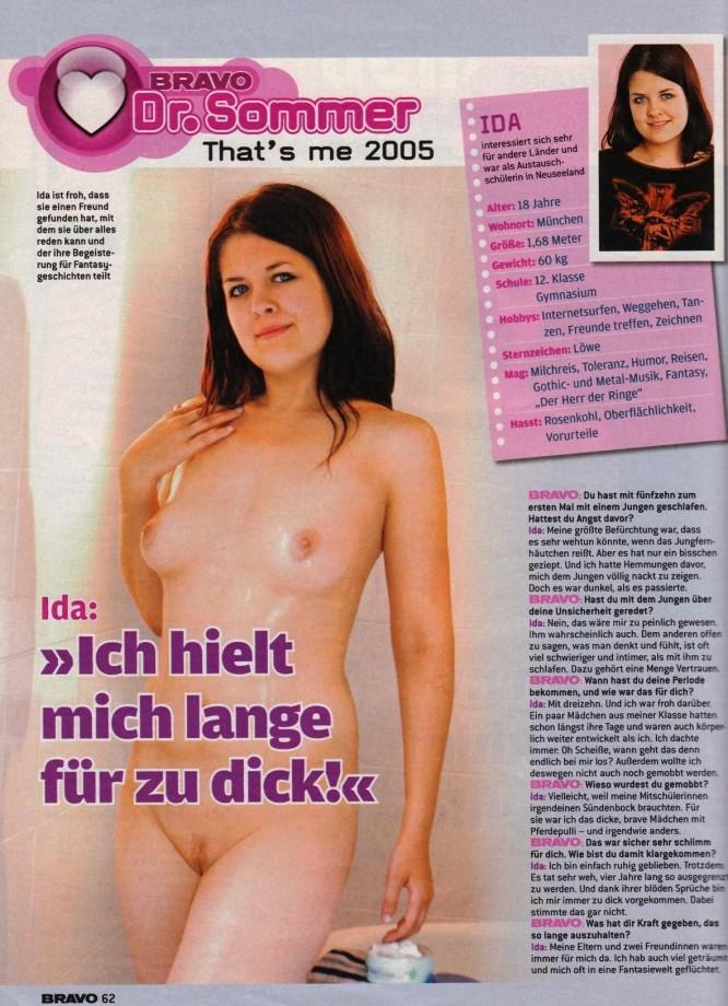Girl nackt bravo FEMJOY galleries,