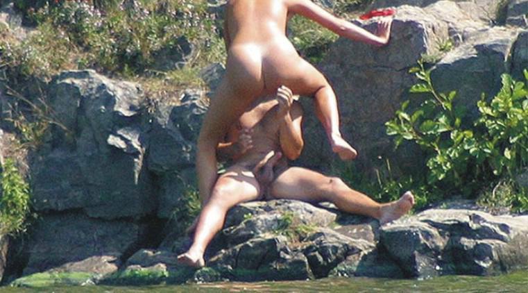 Nudist sex mix