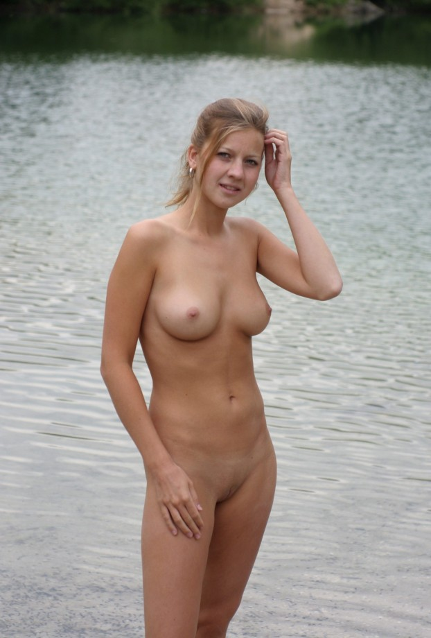 Blonde hungarian lesbian from budapest
