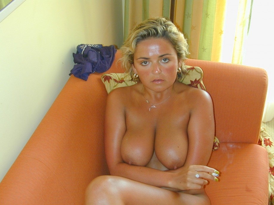 Polish nude women breasted big