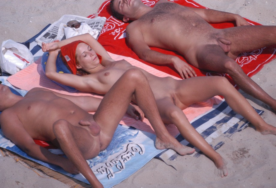 Boys And Girl But Naked