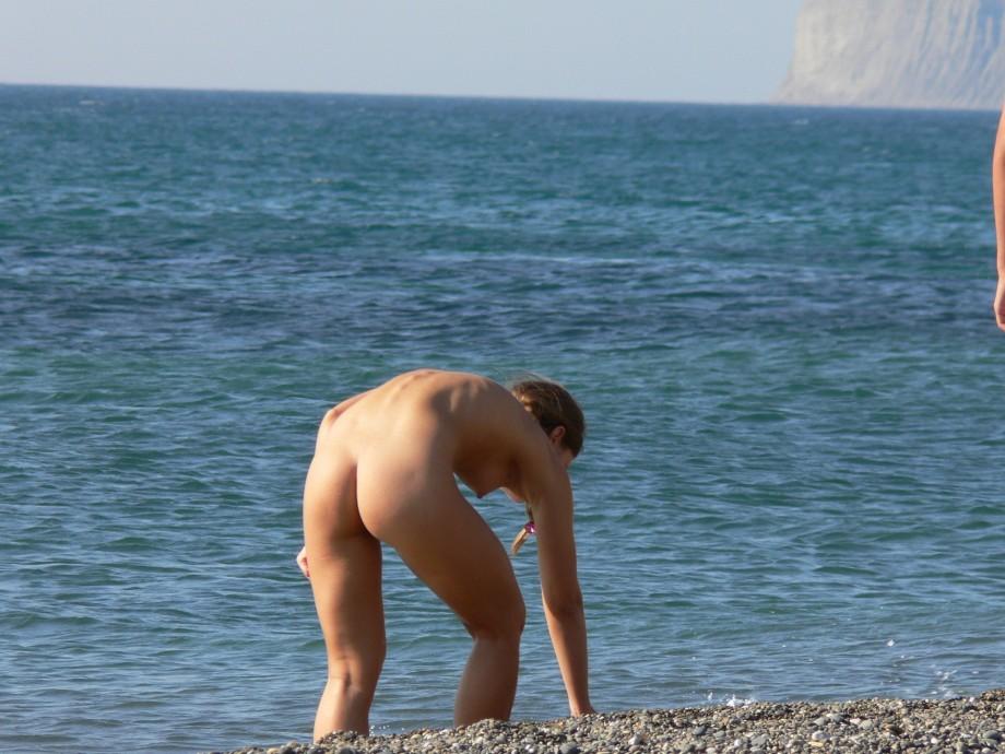 Фото нудиские пляжи в крыму.
