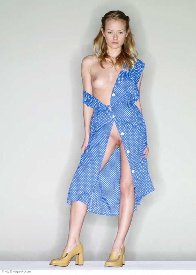 Mia Blue Dress Part2 TOP