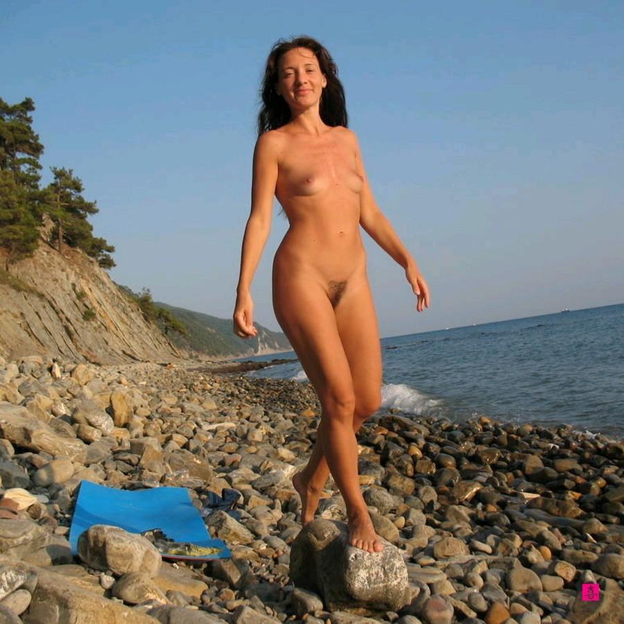 Случай на диком пляже 23 фотография