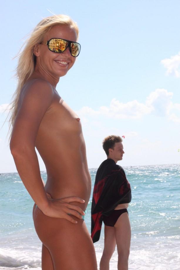 Nude Girls On The Beach 257 Small Tits At Nudist Beach | Kumpulan ...