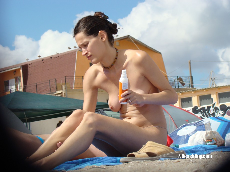 Nude Girls on the Beach – 226