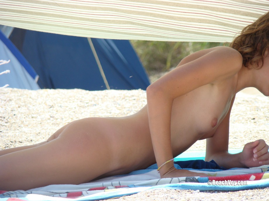 Nude Girls on the Beach – 208 – Part 1