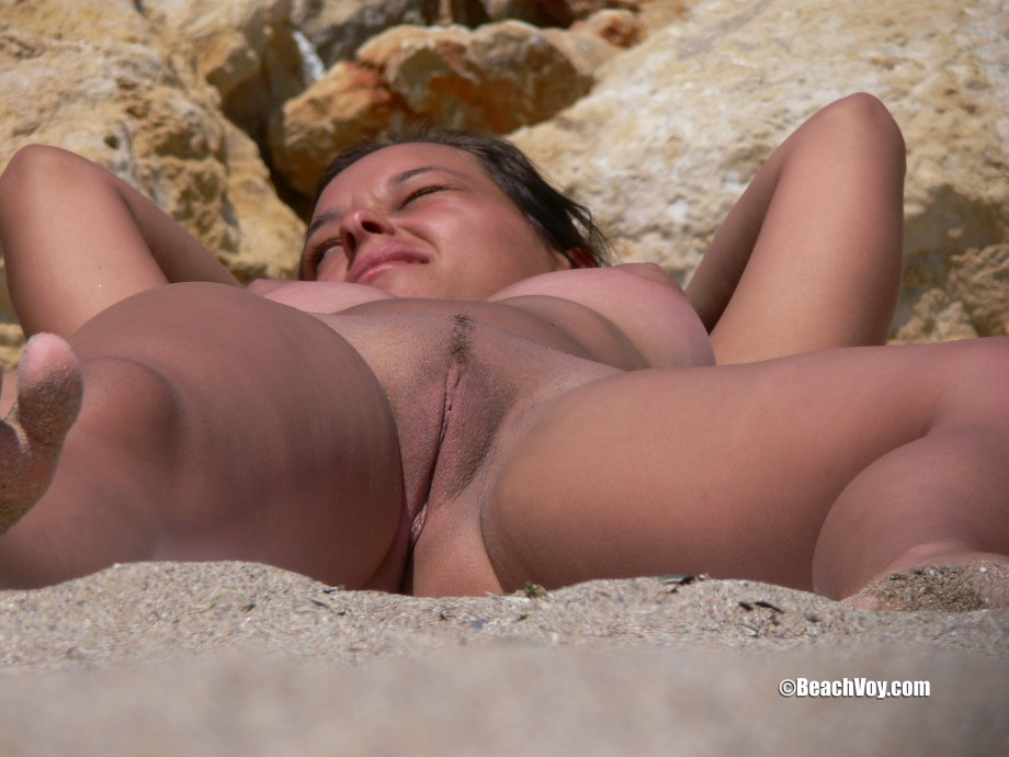 Nude Girls on the Beach – 379 – Part 2