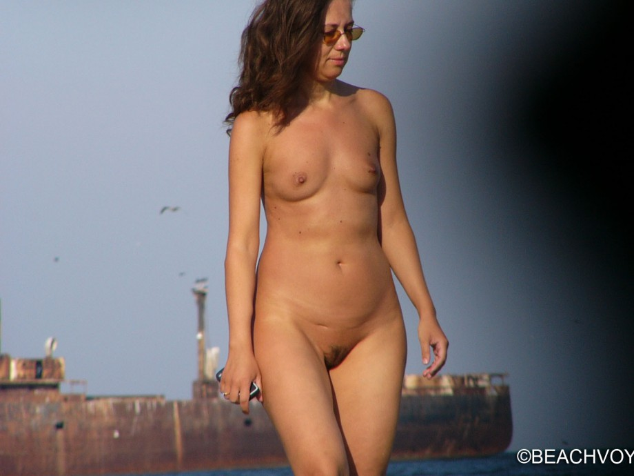 Nude Girls on the Beach – 204 – Part 2