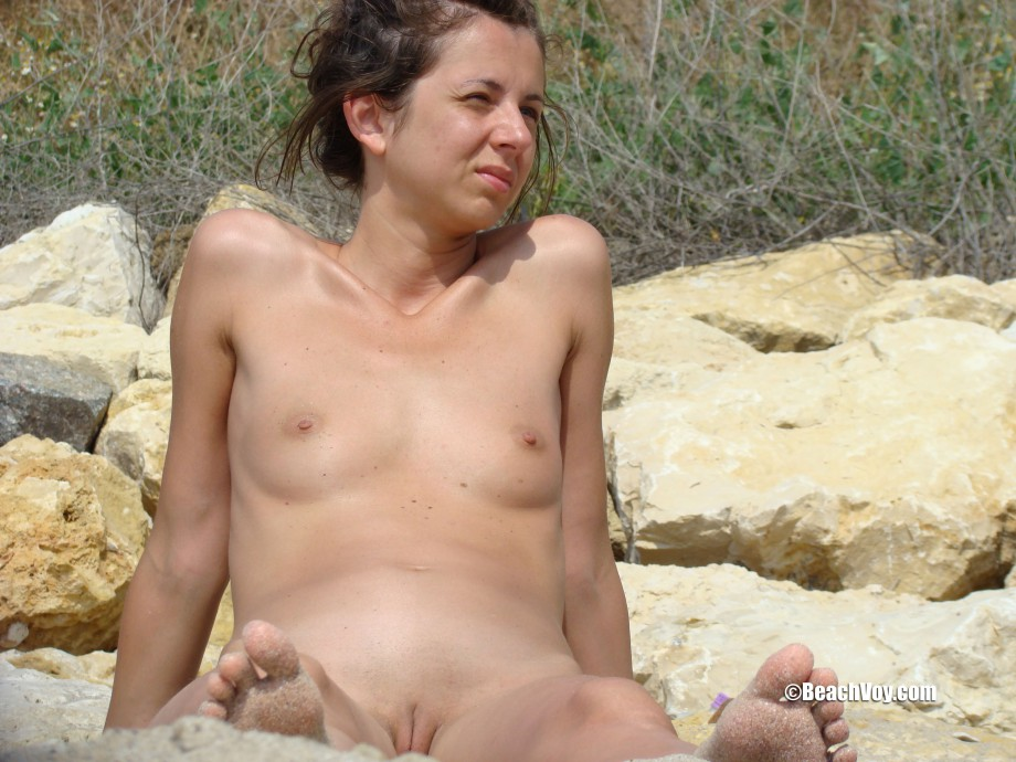 Nude Girls on the Beach – 136 – Part 2