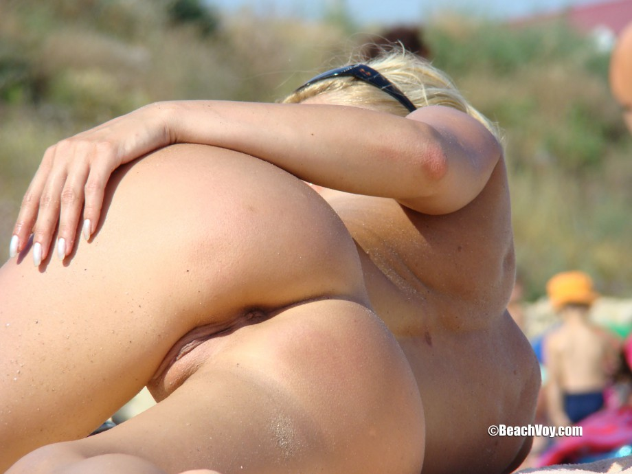 Nude Girls on the Beach – 361 – Part 2
