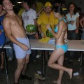 College initiations crazy parties