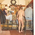 Naked girl at public 02