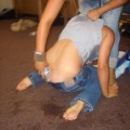 Young girls at party- drunk teenagers - amateurs pics 12