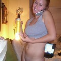 Stolen pics - young girl selfshot 43