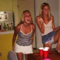 Young girls at party-  drunk teenagers - amateurs pics 13