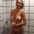 Young amateurs girl - shower and bath no.03