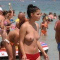 Topless beach 01