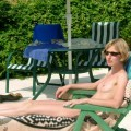 Girlfriend naked outdoor - nice body 2426672