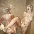 Group girls - shower and bath no.03