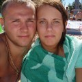 polish couple - holiday pics / kobieta na plazi