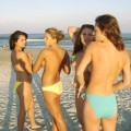 Beach teens amateur set-59482
