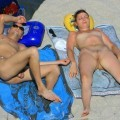 Nudist couples want sex