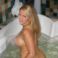 Young amateurs girl - shower and bath no.04
