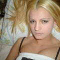 Blond teen girlfriend