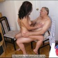 Younger girls with older men #4