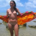Young nudists - amateurs girl 02