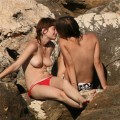 Beach Beauties With Sweet Young Tits (All Topless) - 20