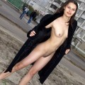 Nude in public (set) 85